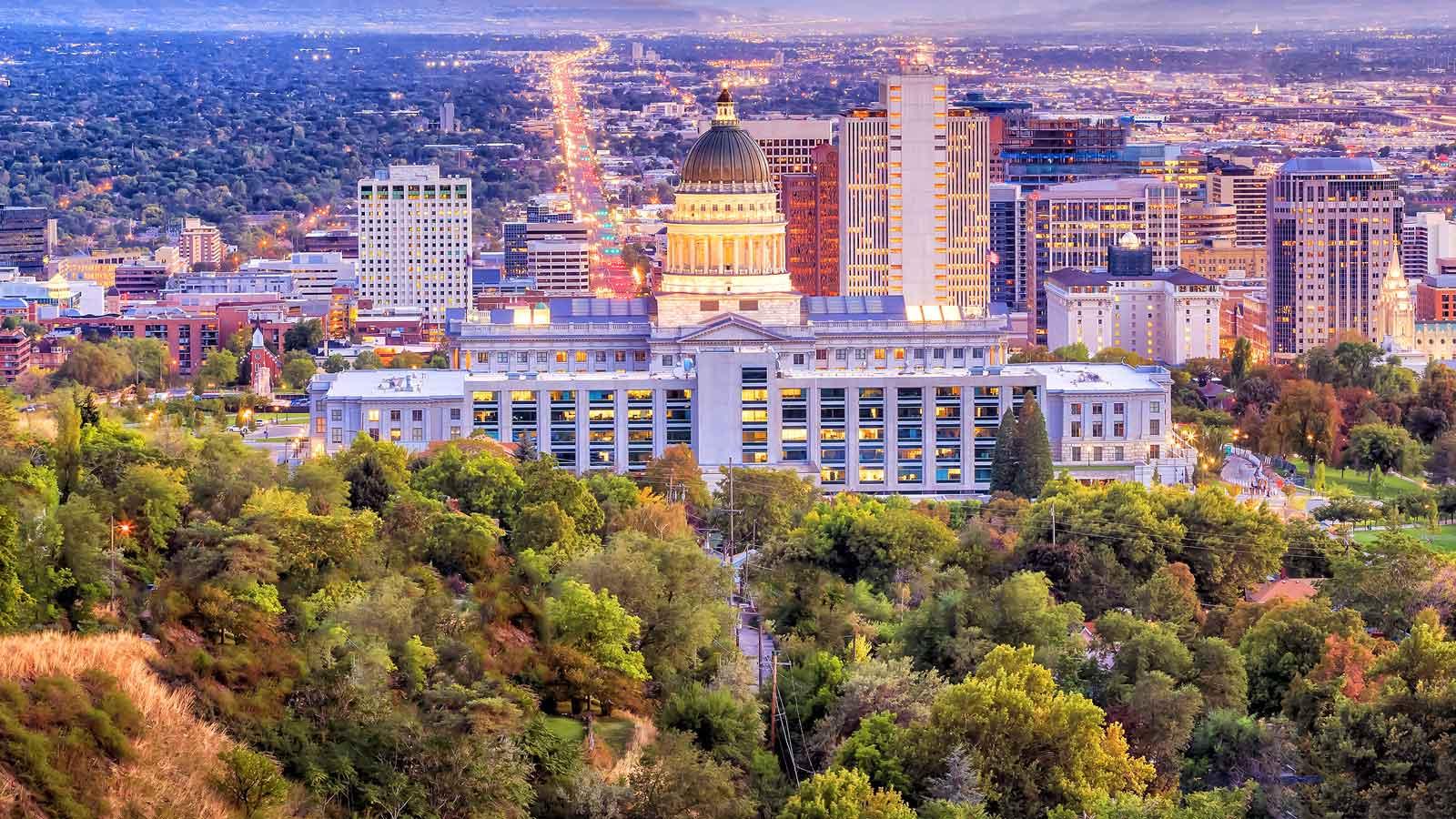 Salt Lake City'deki Türk Firmaları
