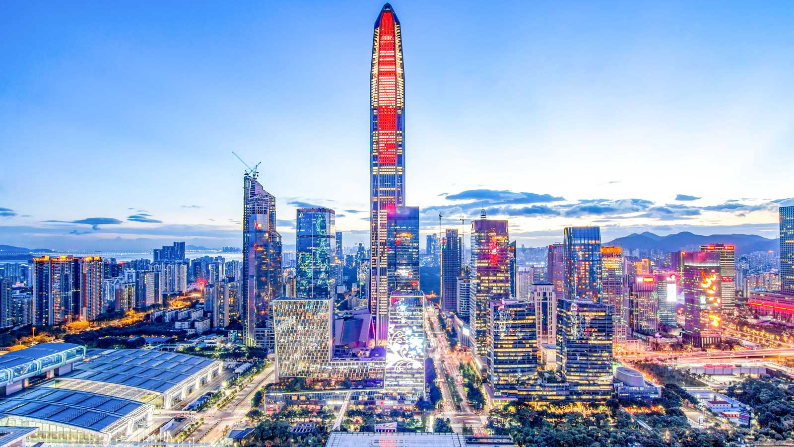Shenzhen'deki Türk Firmaları