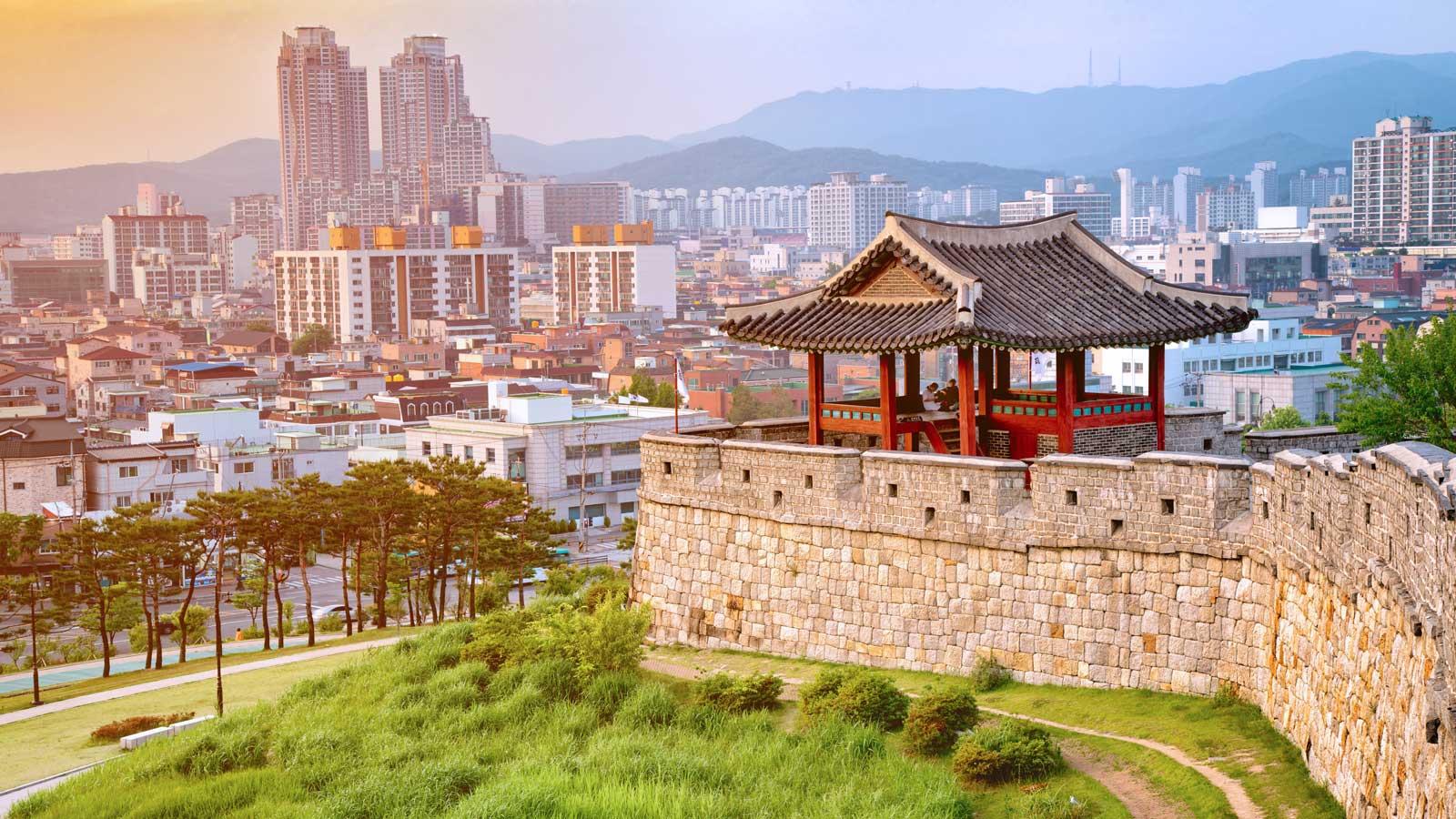 Suwon'daki Türk Firmaları