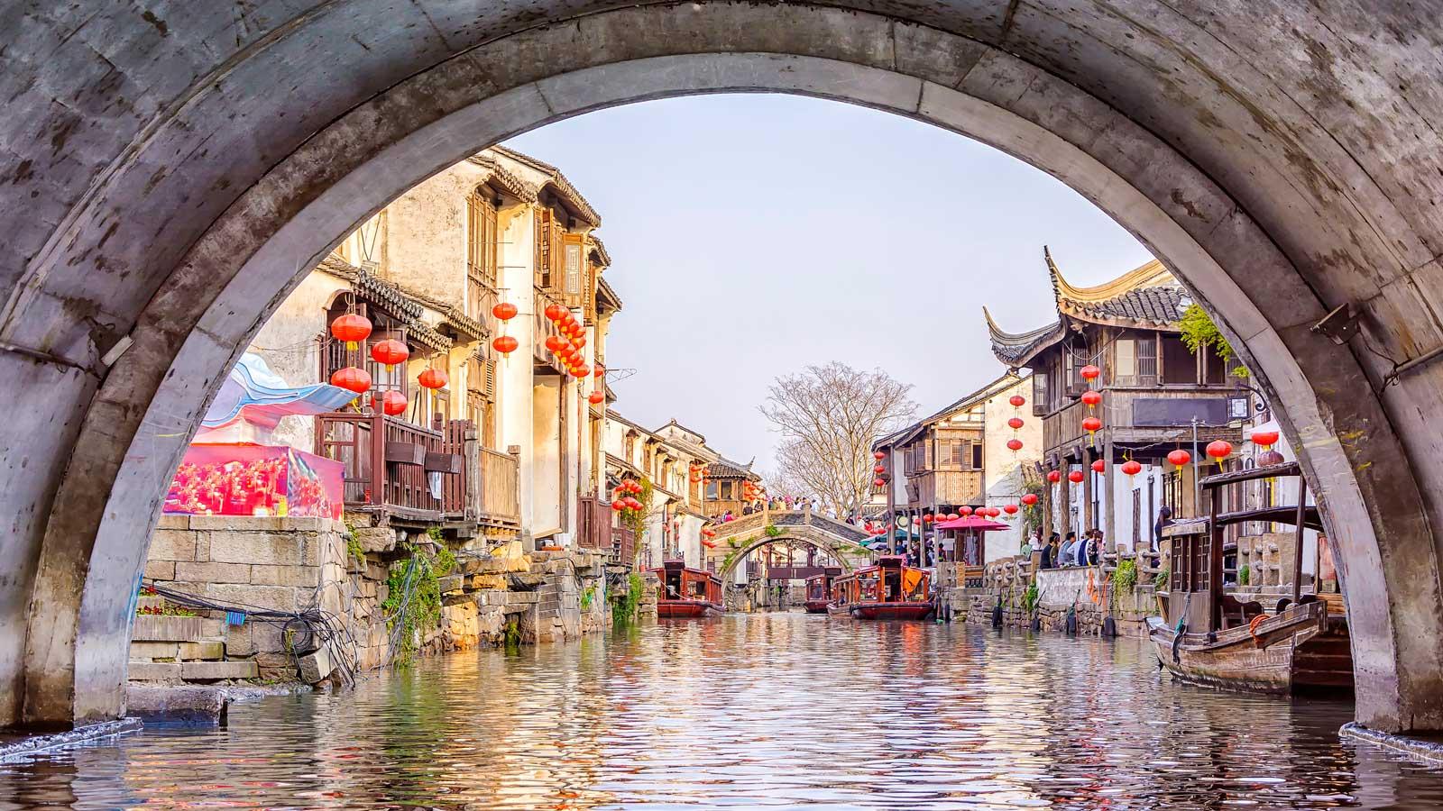 Suzhou'daki Türk Firmaları