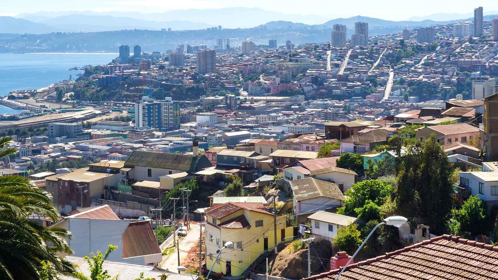 Valparaiso'daki Türk Firmaları