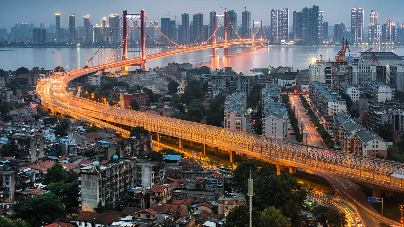 Wuhan'daki Türk Firmaları