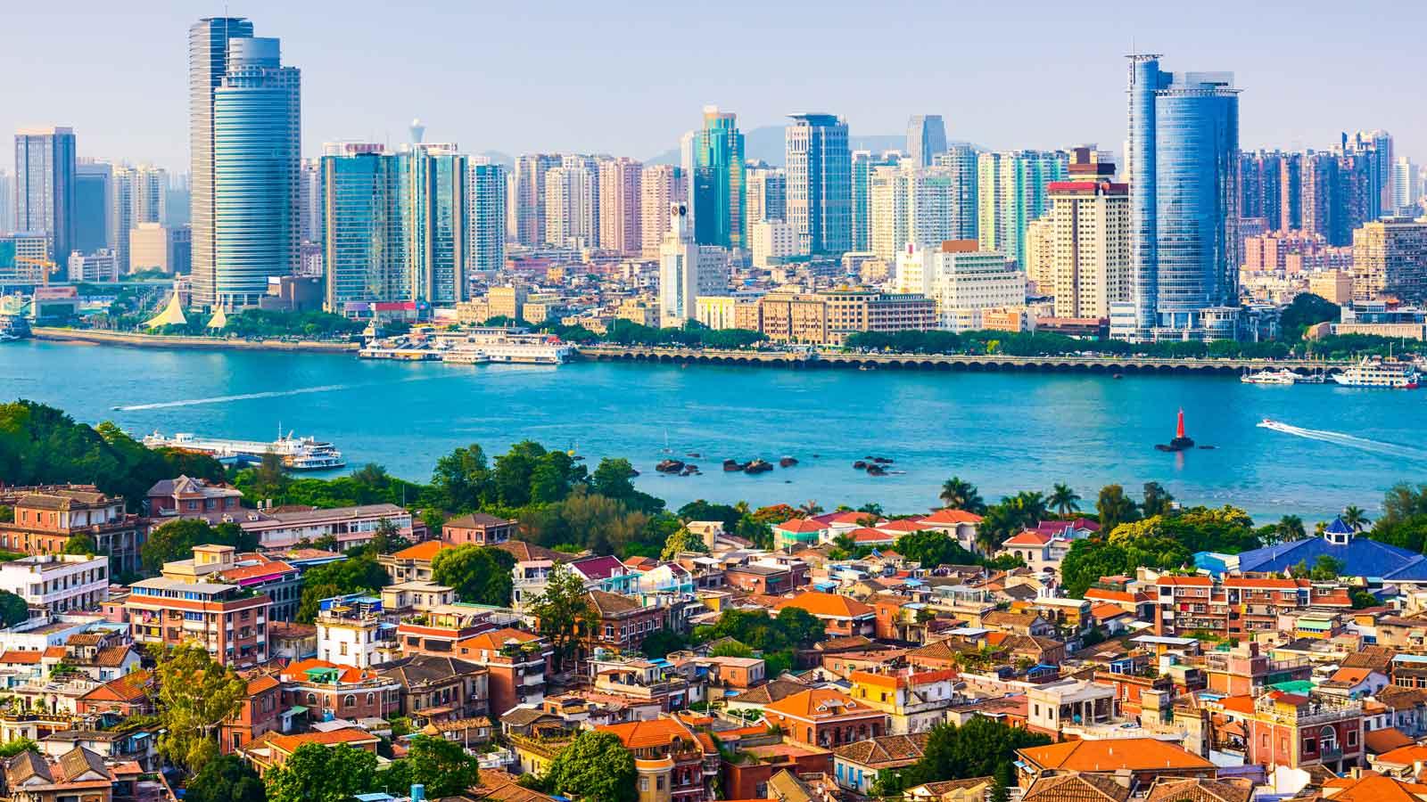 Xiamen'deki Türk Firmaları