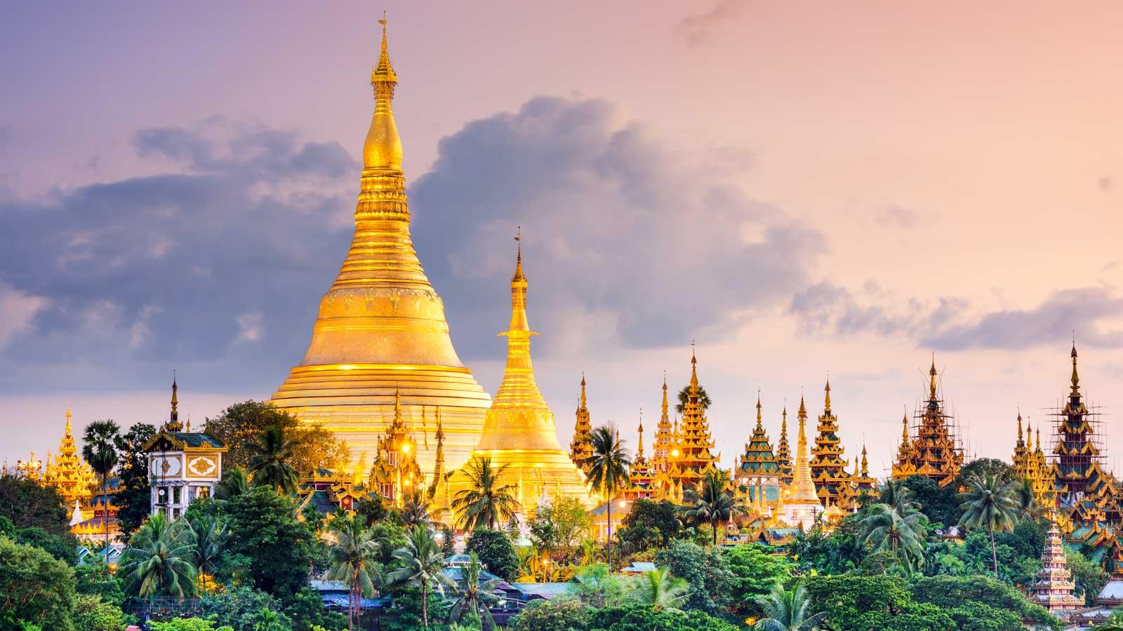 Yangon'daki Türk Firmaları