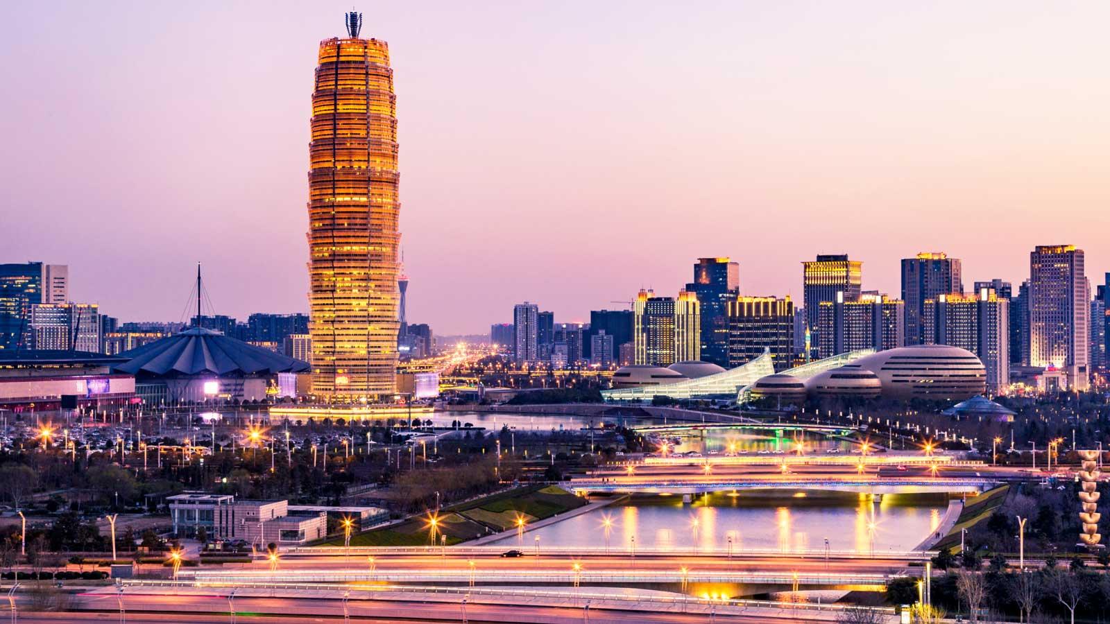 Zhengzhou'daki Türk Firmaları