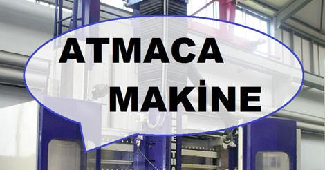 Atmaca Makine | Yeni ve ikinci el sanayi makineleri