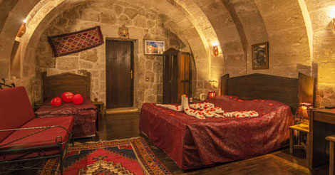 Cappadocia Gelveri Cave Hotel