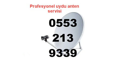 Konya Uydu Çanak Anten Servisi