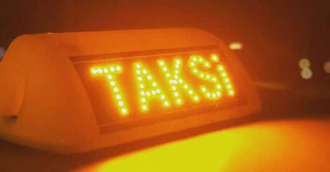 Talas Bahçelievler Taksi