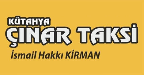 Kütahya Çınar Taksi