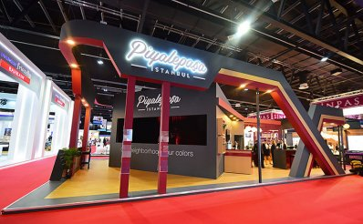 Piedra | Custom Exhibition Stands Design and Build