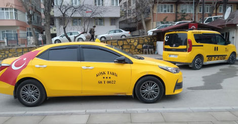 Sivas Köşk Taksi | Mevlana Mahallesi