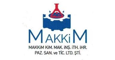 Makkim Kimya Makina İnşaat İthalat İhracat Sanayi ve Ticaret