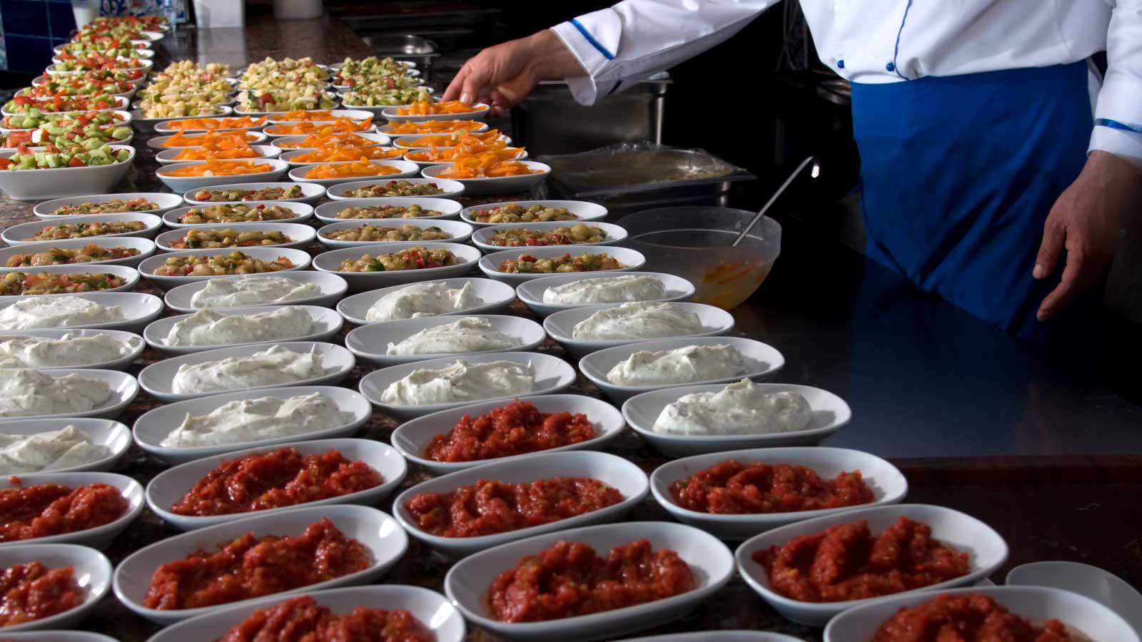 Toplu Yemek Firmaları (Catering)