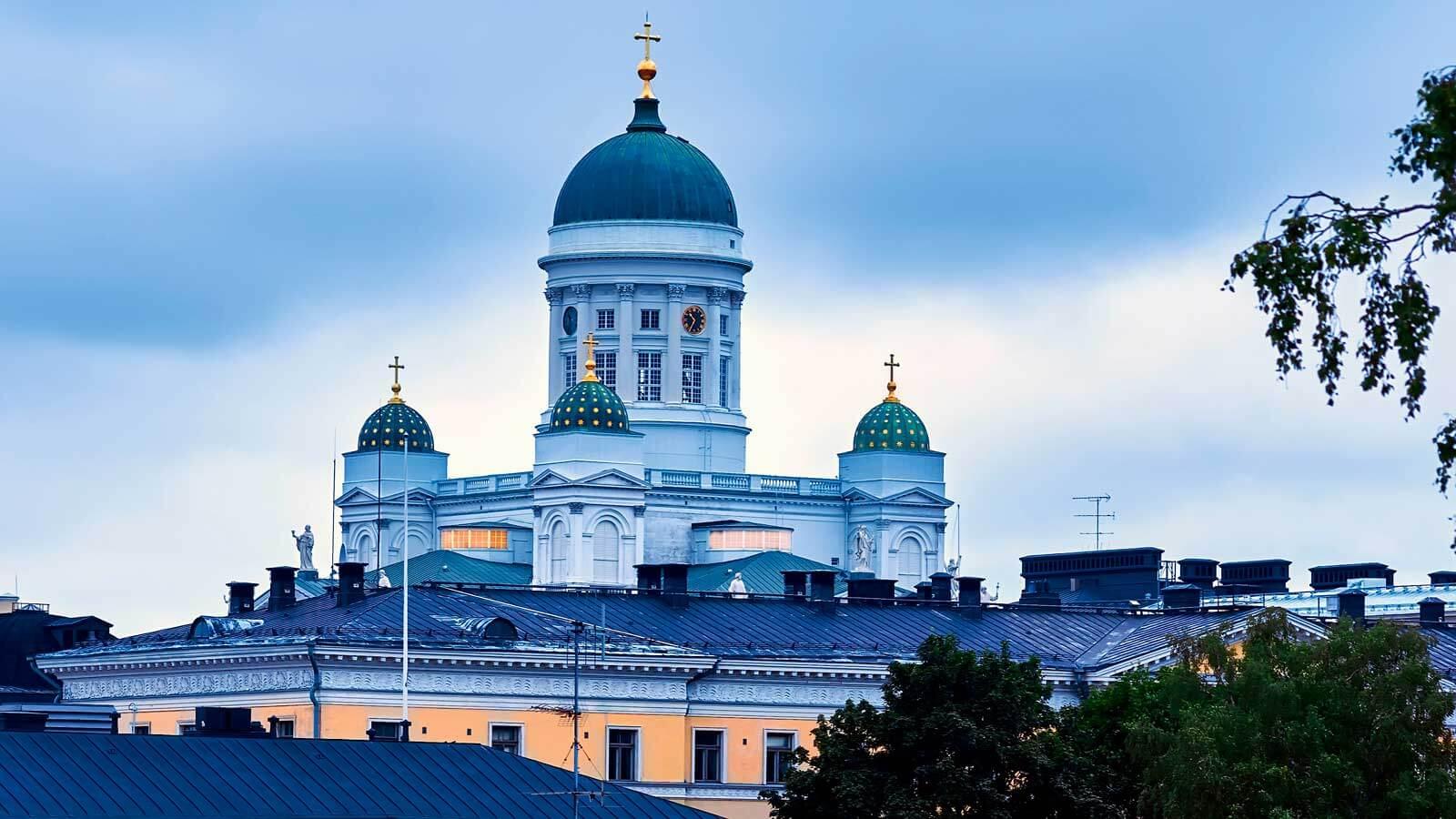 Finlandiya'da Türk Firmalar