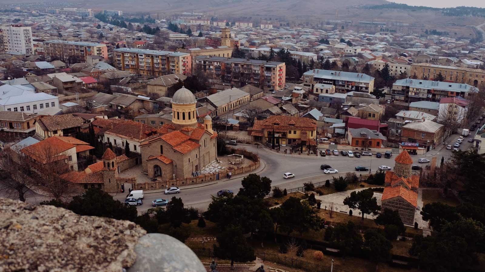 Gürcistan'da Türk Firmaları