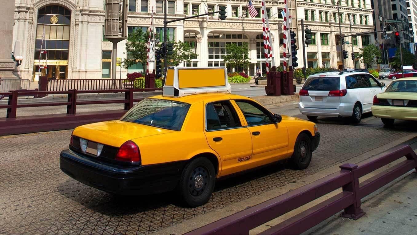 Türk Taksi Durakları