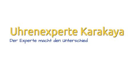 Uhrenexperte Karakaya | Der Experte macht den Unterschied