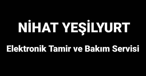 Elvankent Laptop-TV Tamir Servisi