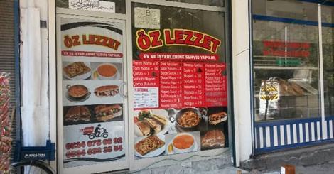 Öz Lezzet | Diyarbakır - Bağlar