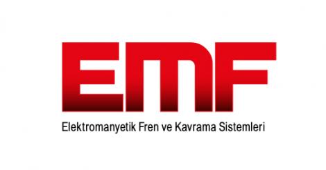 EMF Elektromanyetik Fren ve Kavrama Sistemleri