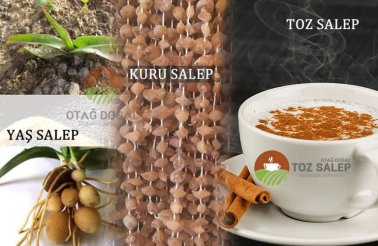 Otağ Doğal | Toz Salep