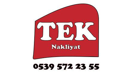 Tek Nakliyat | Ankara Evden Eve Nakliyat