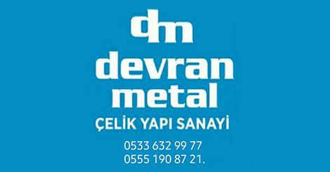 Devran Metal Çelik Yapı Sanayi