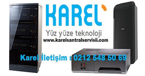 Efar Telekom | İkitelli Karel Santral Servisi
