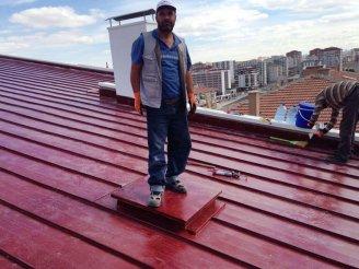 Ankara Kenet Çatı | Kenet Çatı ve Yağmur Olukları
