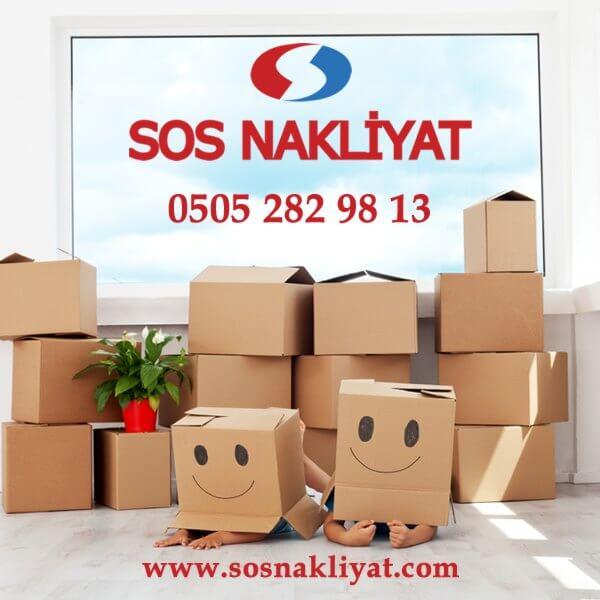 SOS Nakliyat   Samsun Evden Eve Nakliyat