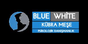 Psikolog Kübra Meşe   Blue & White Psikolojik Danışmanlık