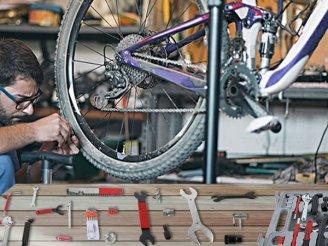 Gezen Bisiklet Tamiri | Konya