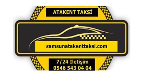 Samsun Atakent Taksi Durağı
