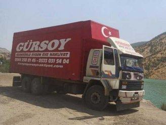 Gürsoy Evden Eve Nakliyat | Konya