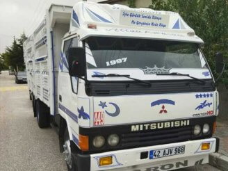 Calli Nakliyat   Konya Şehir İçi Nakliyeci